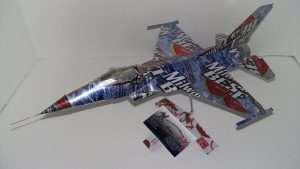 beer can plane plans