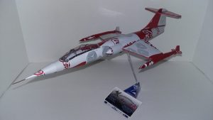 Coke Can airplane templates F-104 Starfighter