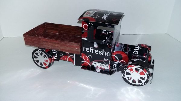 coke can car plans