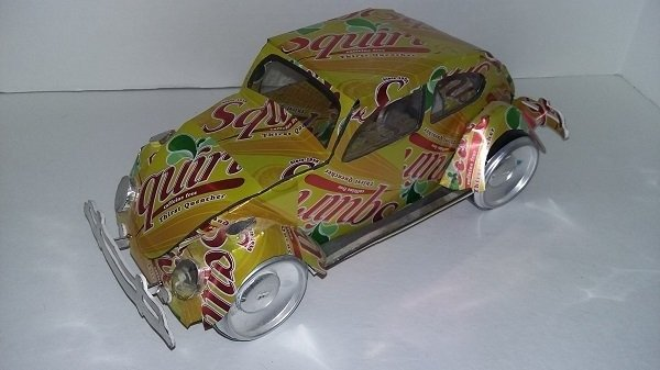 coke can car template