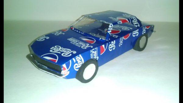 pop can car template