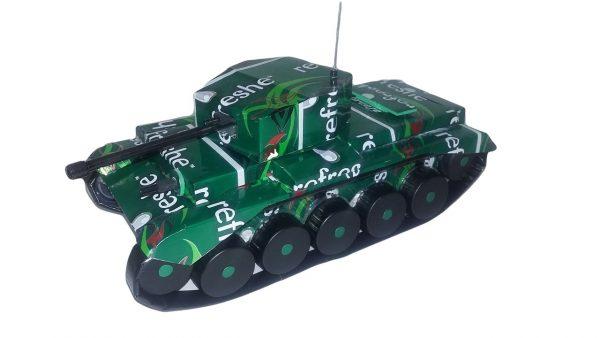 Soda Can model Tank Cromwell Tank