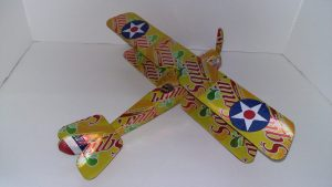 Can airplane plans Curtiss JN-4 Jenny