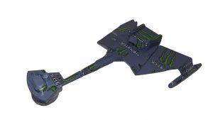 Soda can Klingon Battlecruiser Plans
