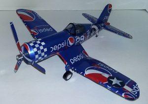 soda can aircraft