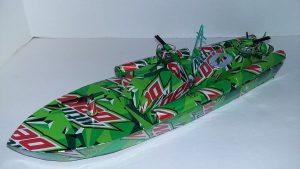 soda can ship