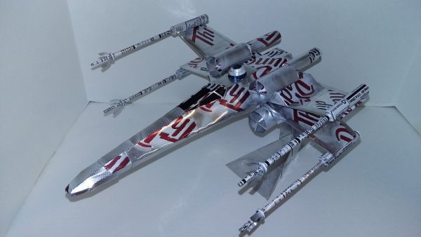 Soda Can X-wing plans