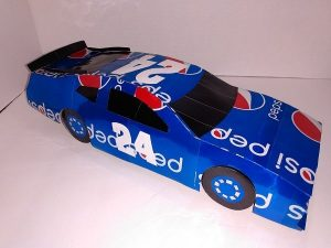 soda can car templates